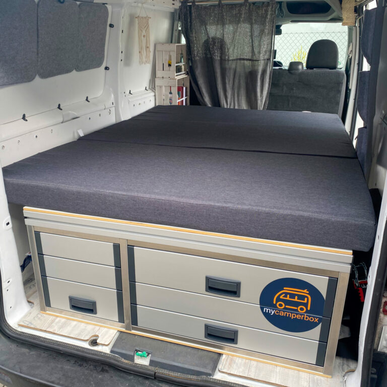 L-Box 1160er im Renault Trafic