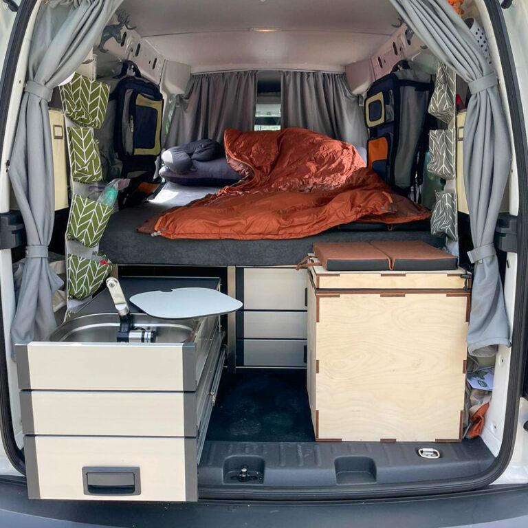 M-Box 1033er im Caddy Maxi